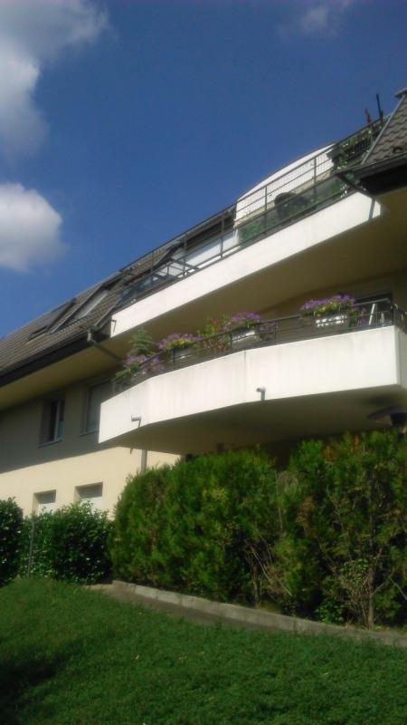 Sale apartment Strasbourg 307400€ - Picture 2