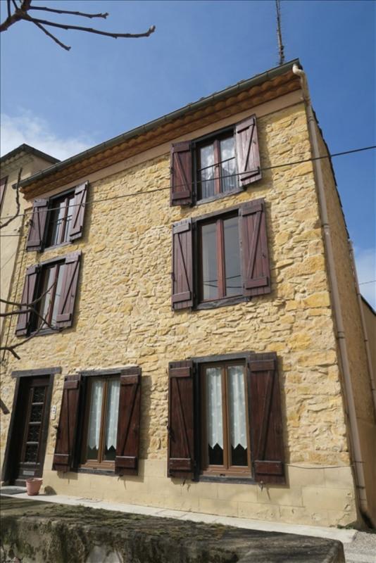 Vente maison / villa La bastide sur l hers 98000€ - Photo 1