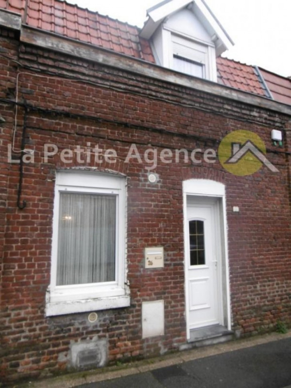 Vente maison / villa Pont a vendin 132 900€ - Photo 1