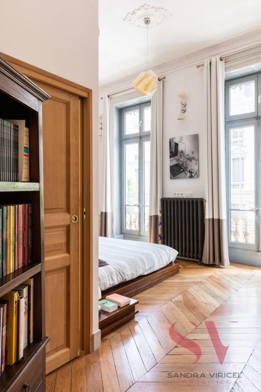 Vente de prestige appartement Lyon 6ème 975000€ - Photo 9