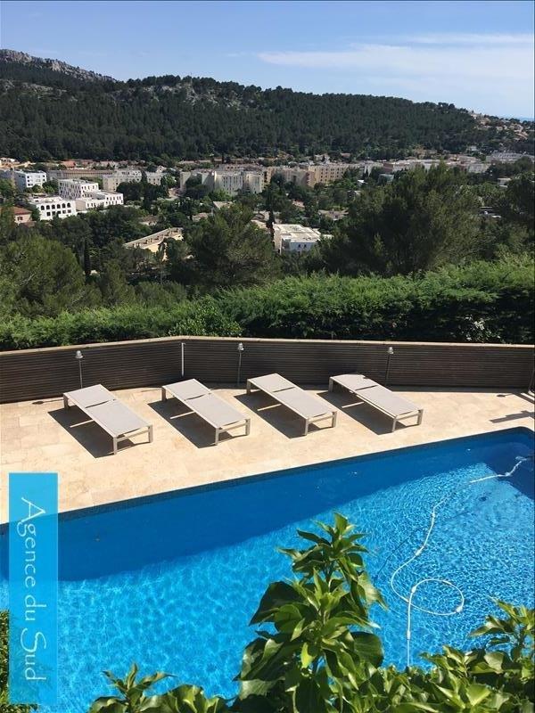 Vente de prestige maison / villa Carnoux en provence 745000€ - Photo 2
