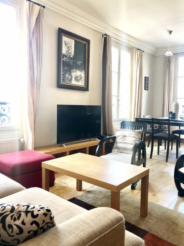 Rental apartment Paris 7ème 2600€ CC - Picture 2