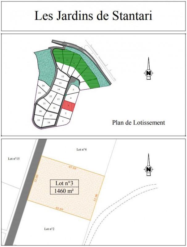 Vendita terreno Sartène 109000€ HT - Fotografia 4