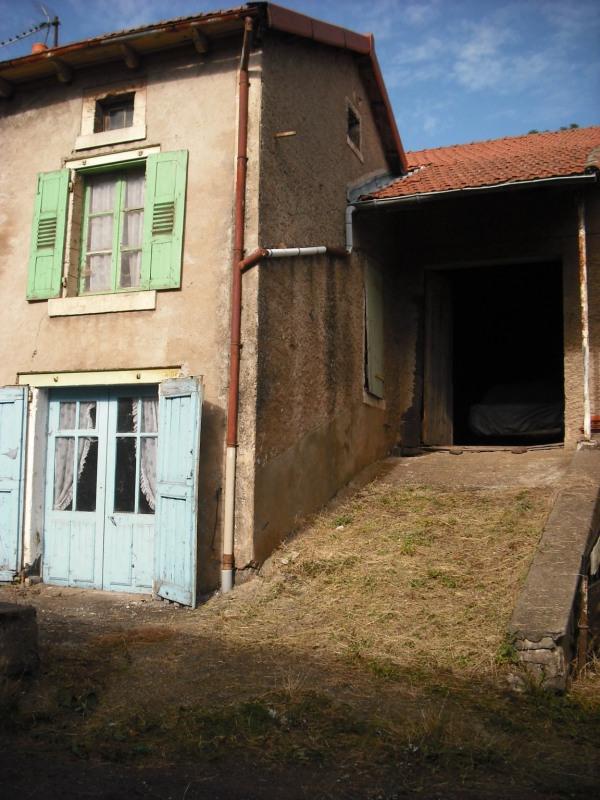 Sale house / villa St martin de fugeres 32000€ - Picture 1