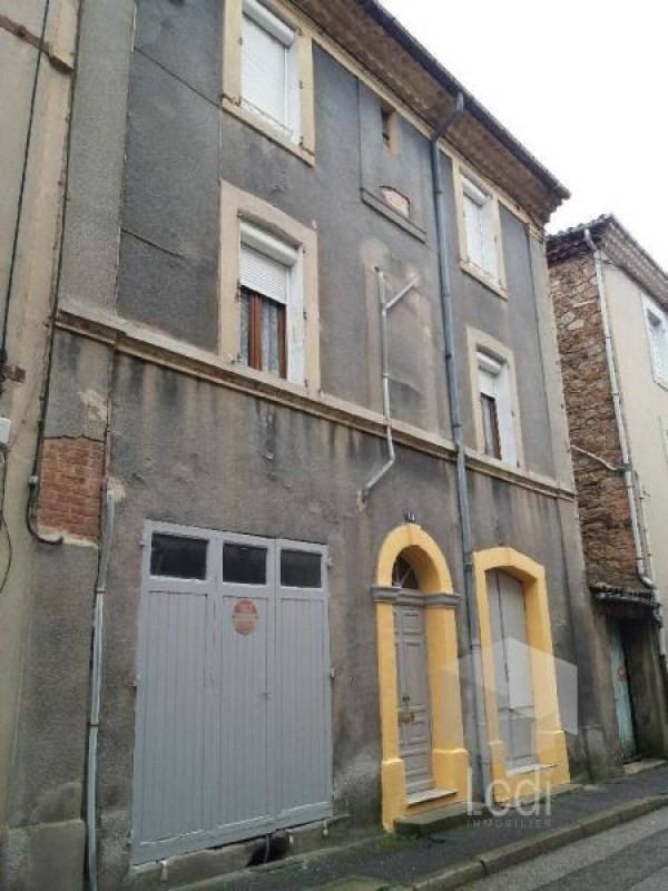 Vente maison / villa Bessèges 86500€ - Photo 1