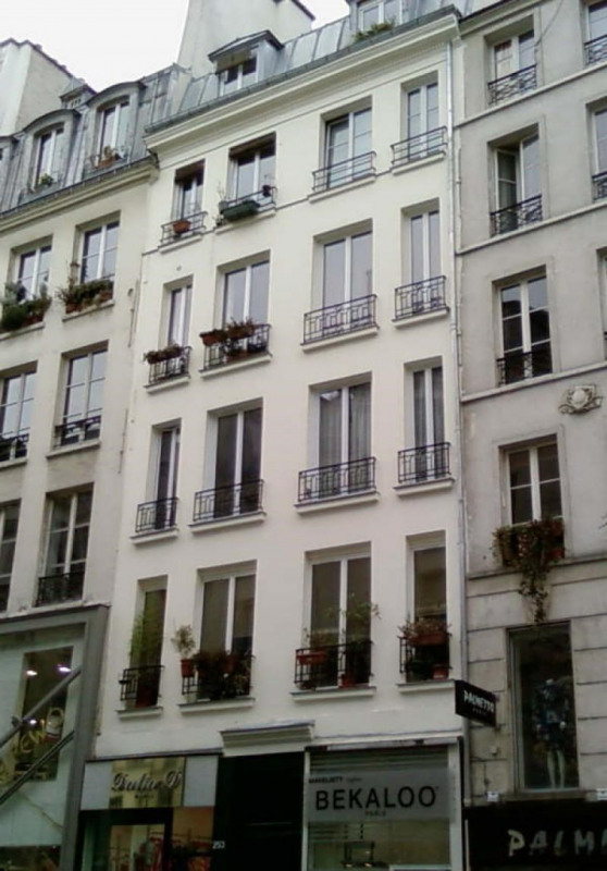 Sale apartment Paris 2ème 312 700€ - Picture 1