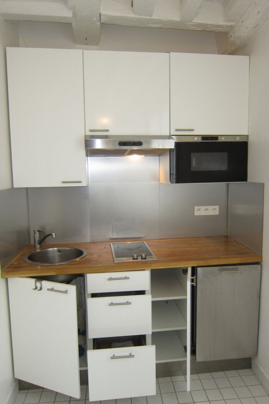 Vente appartement Paris 1er 395000€ - Photo 9