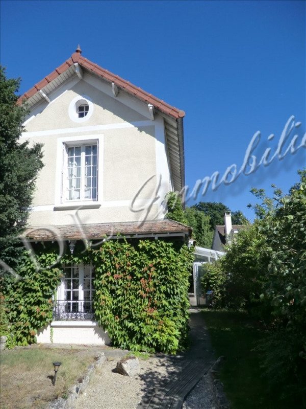 Deluxe sale house / villa Coye la foret 575000€ - Picture 1
