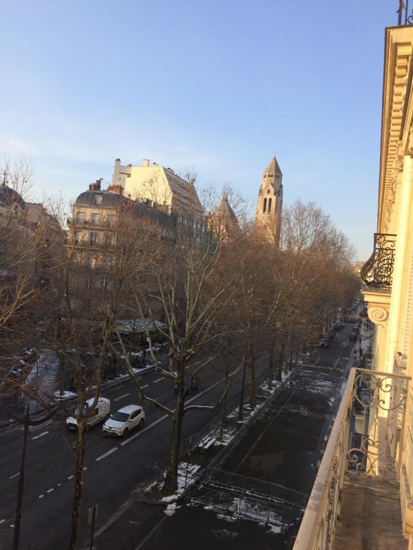 Alquiler  apartamento Paris 16ème 12000€ CC - Fotografía 1