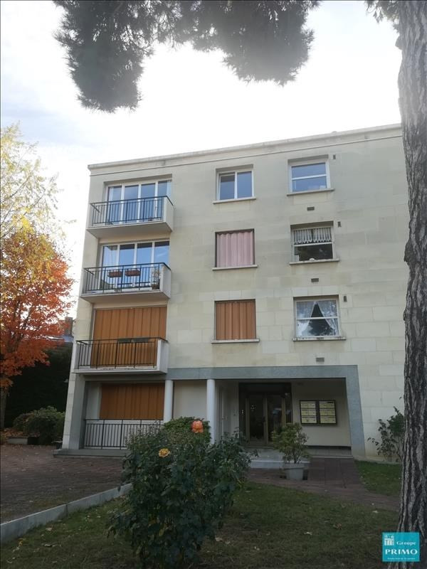 Location appartement Chatenay malabry 935€ CC - Photo 1