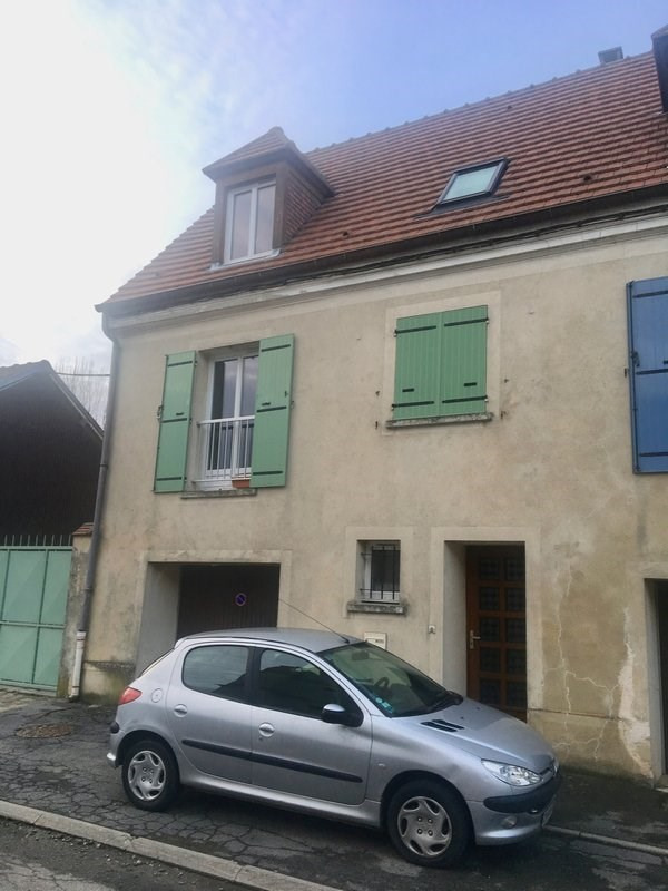 Rental house / villa Iverny 800€ CC - Picture 2