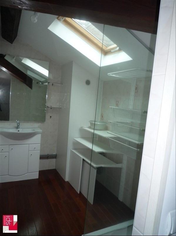 Alquiler  apartamento Allevard 455€ CC - Fotografía 10