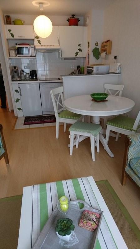 Verkoop  appartement Le treport 99000€ - Foto 4
