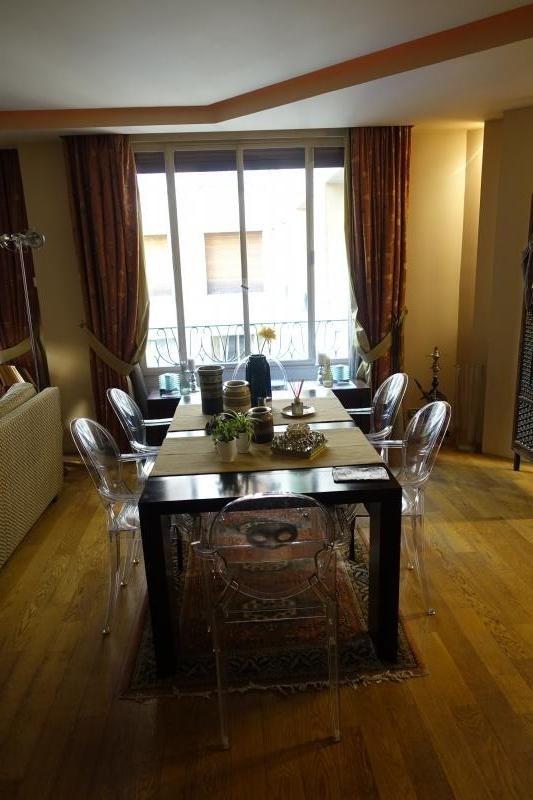 Vente de prestige appartement Paris 16ème 1560000€ - Photo 5