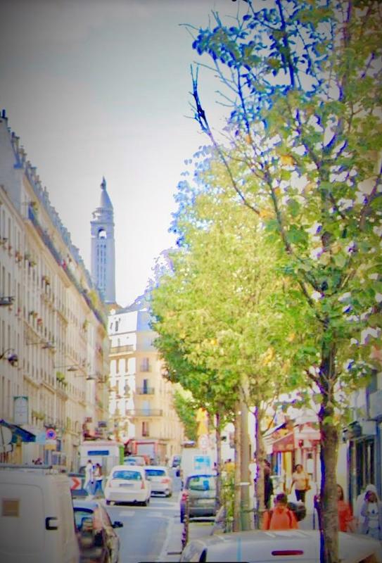 Vente appartement Paris 18ème 294000€ - Photo 1
