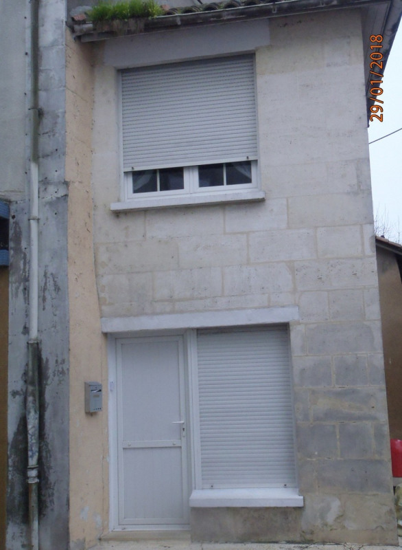 Rental apartment Barbezieux-saint-hilaire 280€ CC - Picture 1