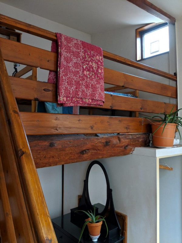Venta  apartamento Lyon 4ème 440000€ - Fotografía 5