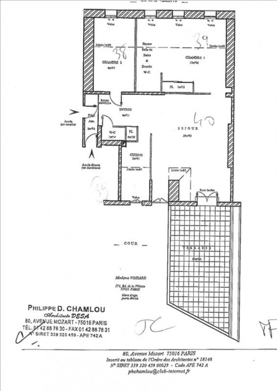 Vente appartement Paris 10ème 605000€ - Photo 8