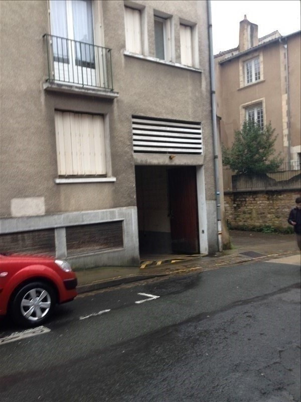 Sale parking spaces Poitiers 18 000€ - Picture 1