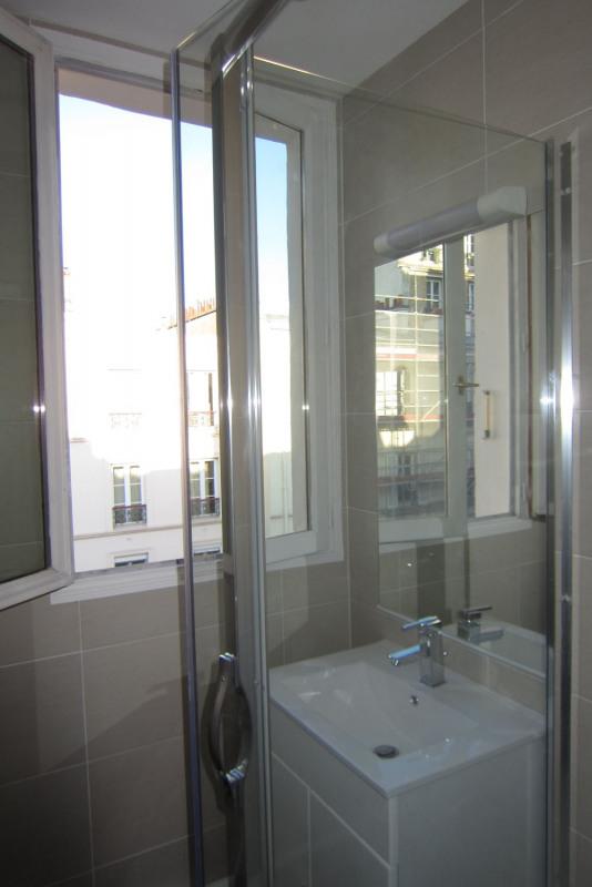 Rental apartment Paris 17ème 1448€ CC - Picture 12