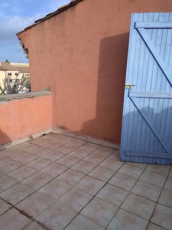 Verhuren  huis Milhaud 730€ CC - Foto 2