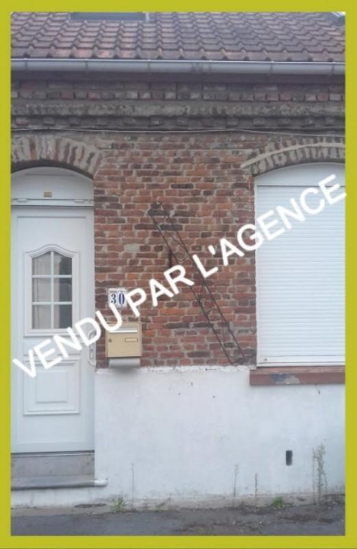 Vente maison / villa Provin 91400€ - Photo 1