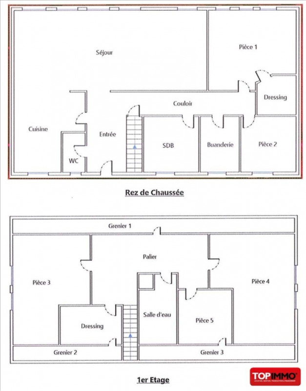 Deluxe sale house / villa Fessenheim 455000€ - Picture 10