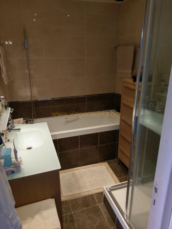 Life annuity apartment Lattes 465000€ - Picture 7