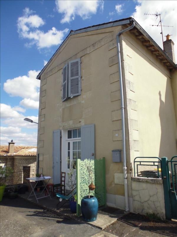 Vente maison / villa St benoit 124000€ - Photo 1