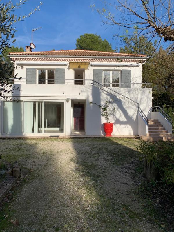 Vente maison / villa Éguilles 545000€ - Photo 1