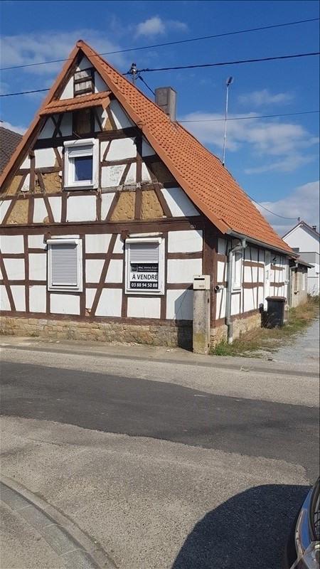 Investment property house / villa Seltz 69000€ - Picture 3