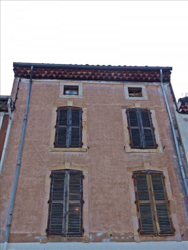 Vente immeuble St chinian 139 000€ - Photo 1