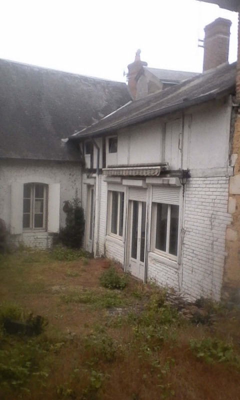 Sale house / villa Ivoy le pre 40000€ - Picture 1