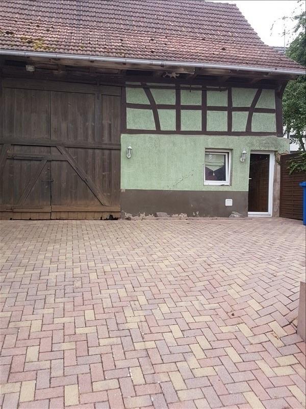 Vente maison / villa Soultz sous forets 126000€ - Photo 2