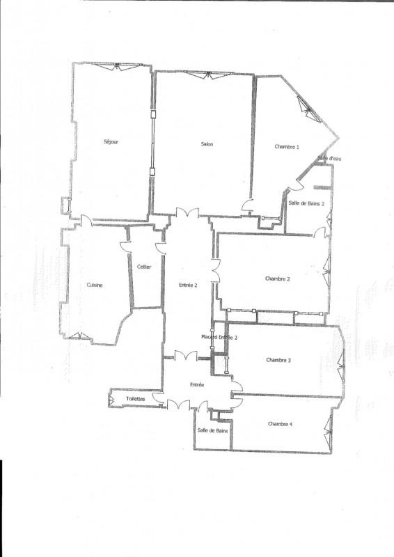 Venta  apartamento Paris 16ème 2571000€ - Fotografía 13