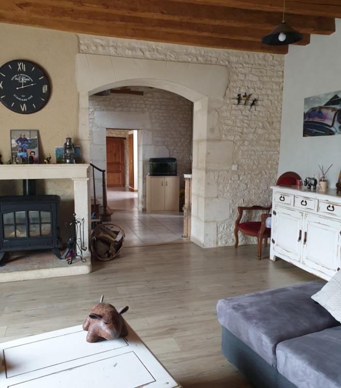 Vente maison / villa Le poire sur velluire 280000€ - Photo 5