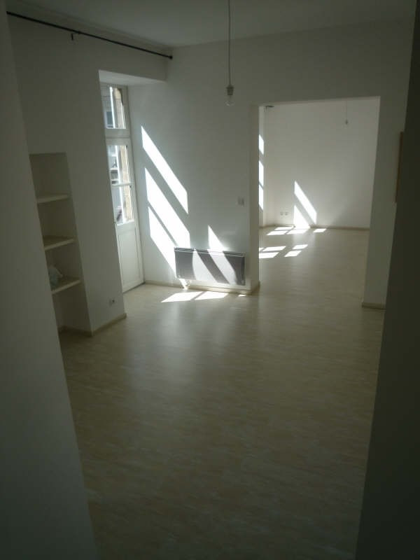 Rental apartment Moulins 570€ CC - Picture 1