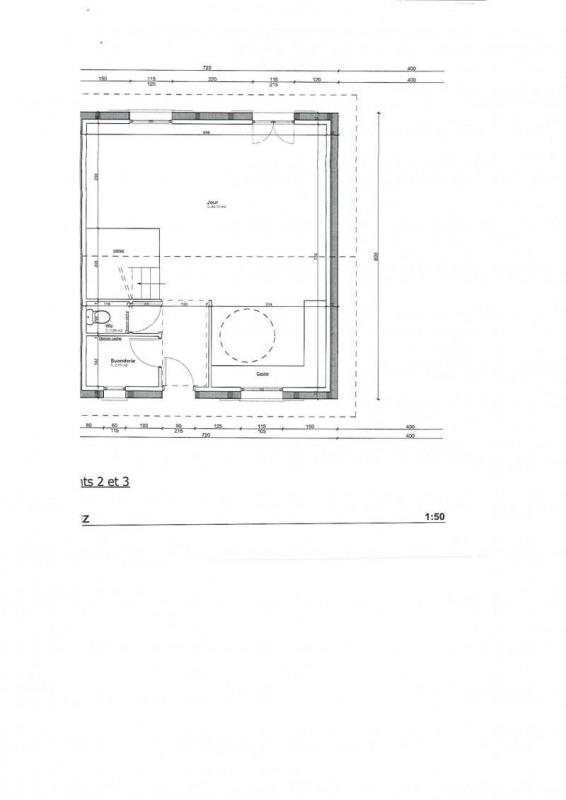 Vente maison / villa La tour du pin 169000€ - Photo 12