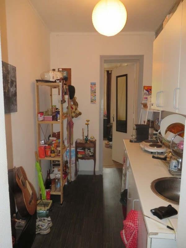 Rental apartment Paris 14ème 680€ CC - Picture 2