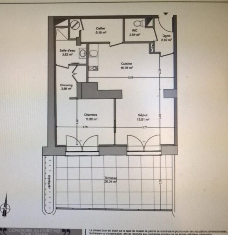 Deluxe sale apartment La londe les maures 373500€ - Picture 4