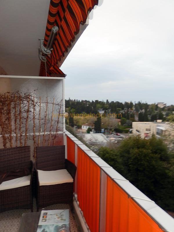 Vendita nell' vitalizio di vita appartamento Antibes 60000€ - Fotografia 3