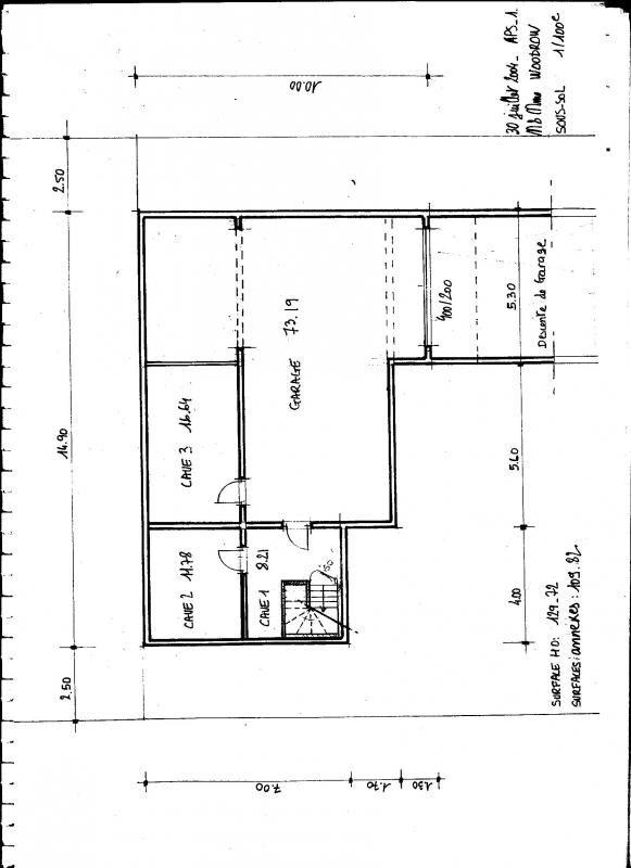 Vente maison / villa Orgeval 595000€ - Photo 8