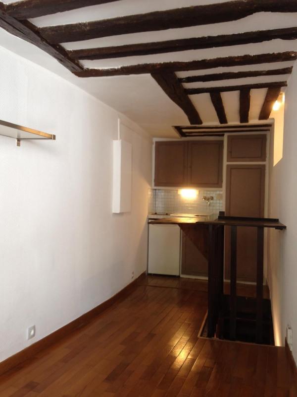 Vente appartement Paris 4ème 213000€ - Photo 3
