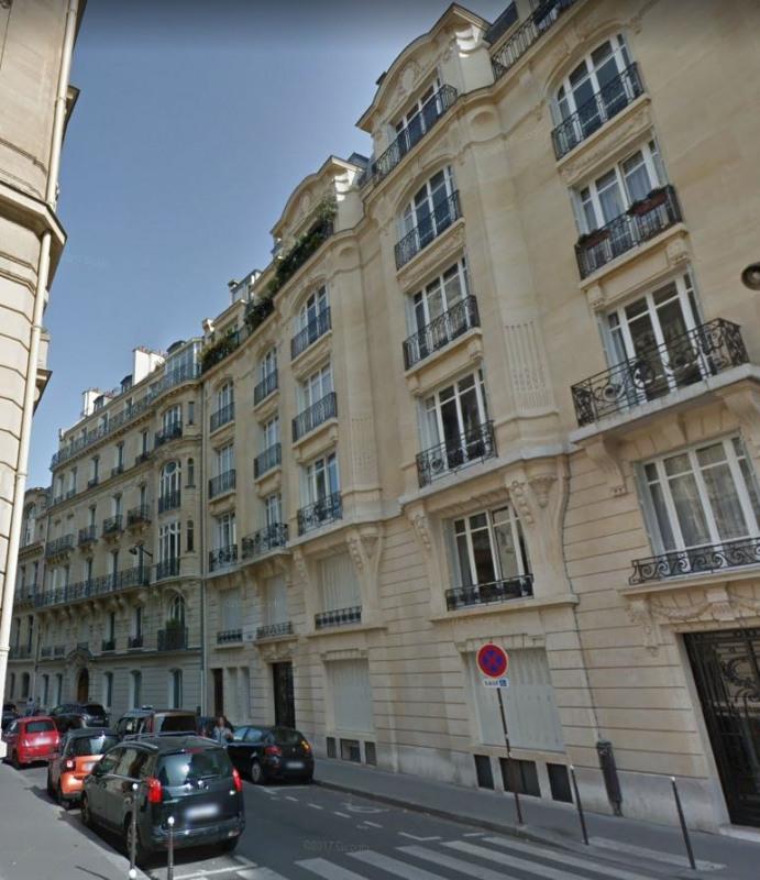 Rental apartment Paris 17ème 450€ CC - Picture 1