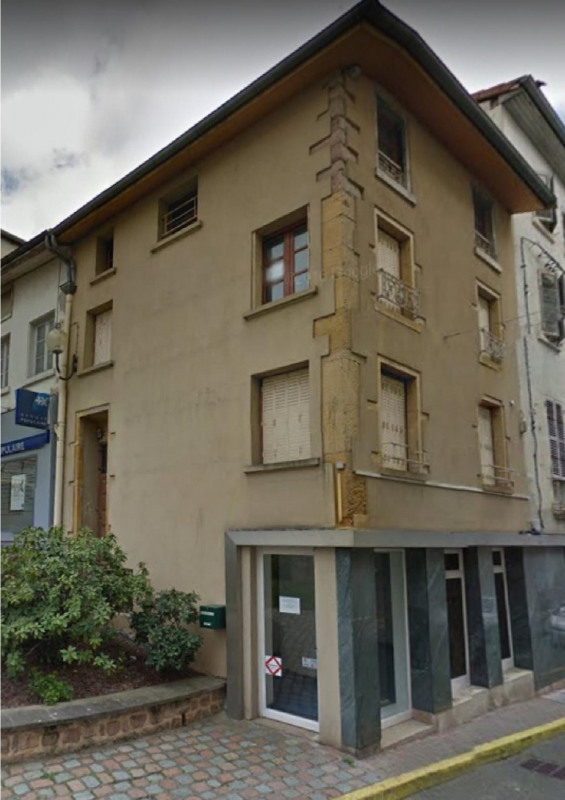 Sale building Thizy 86 000€ - Picture 1