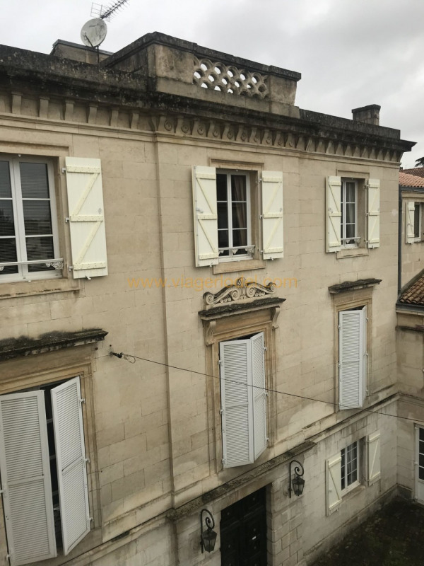 Life annuity private mansion Niort 465000€ - Picture 3
