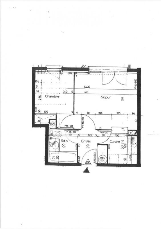 Vente appartement Livry gargan 123000€ - Photo 6