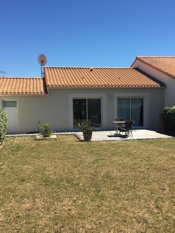 Vente maison / villa St vincent sur jard 168200€ - Photo 6