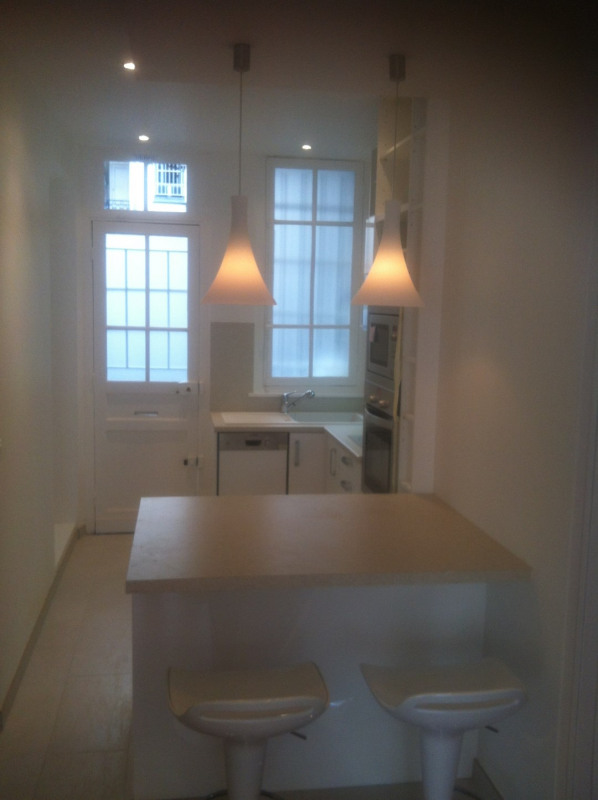 Rental apartment Paris 15ème 3 300€ CC - Picture 8