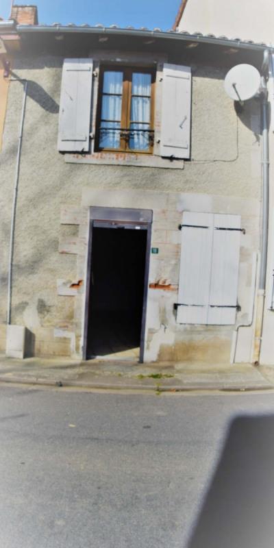 Vente maison / villa Mezieres sur issoire 29000€ - Photo 1